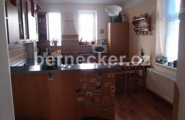 Velký byt 3+1 v centru města, Hradec Králové