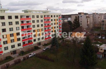 Byt 1+1, Hradec Králové, nájem