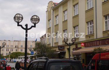 Nebytový prostor, pronájem, Hradec Králové
