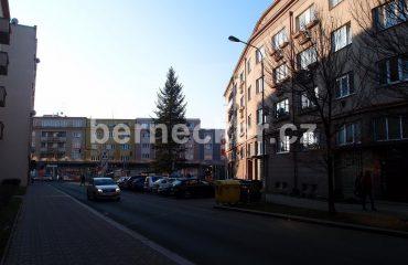 Byt 2+1 s balkonem v centru města, Hradec Králové PRODÁNO