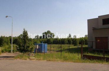 Průmyslové pozemky, Lázně Bohdaneč, 8 km od Pardubic