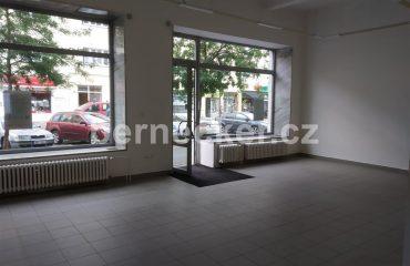 Nebytový prostor – prodejna na frekventovaném místě, Hradec Králové