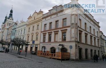 Kanceláře v centru města, Pardubice, pronájem